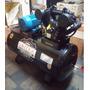 Compresora Aire 480 Litros 10hp Horizontal Daitek Pro22120