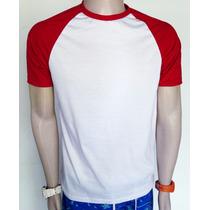 Camisa Raglan Lisa, Várias Cores - Meveste