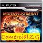 Mortal Kombat Komplete Edition Ps3 Digital