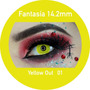# 1 Yellow Out Fantasia 14.2mm