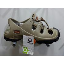 Nuevas Sandalias Crocs Trailbreak Para Caballeros (7 -11)