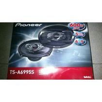 Cornetas Pioneer Ts-a6995r 6x9 600w 100rms Al Mejor Precio!