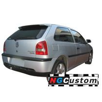 Aleron Volkswagen Gol G3 00-05 Con Luz