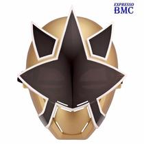 Máscara Mega Ranger Luz Mask Power Rangers Samurai Bandai