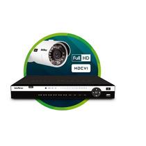 Dvr Gravador Digital De Vídeo Tríbrido Intelbrás Hdcvi 3116