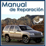 Manual De Reparación Y Servicio Jeep Grand Cherokee 97-00