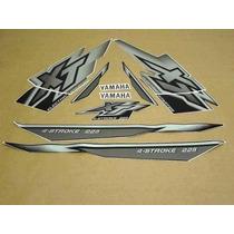 Kit Adesivos Yamaha Xt 225 2000 Grafite