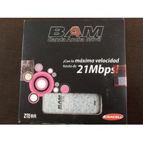 Banda Ancha, Bam Iusacell Zte Mf668 Internet Movil Y Lector.