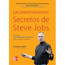 Las Presentaciones Los Secretos De Steve Jobs Digital