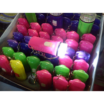 Mini Linternad De Luz Led De Varios Colores.