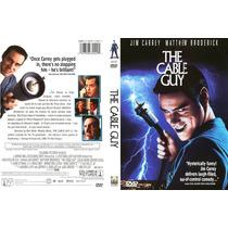 Dvd Comedia Clasica Jim Carrey Es Dr. Cable Guy Tampico