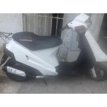 Suzuki Address Barata