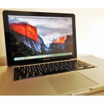 Macbook Pro 13 2012 Core I5 2.5ghz 4gb Ram 500gb Graf 4000 .