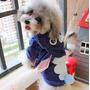 Casaco Fantasia Stitch Disney Roupa Pet Cachorro Gato