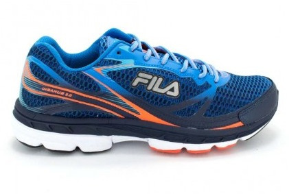 ff41a45ea29 Tenis Masculino Fila Insanus 2.0 Footwear Marinho 717702 - R  269