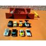 Micro Machines 8 Autitos Con Caja Guarda Coches