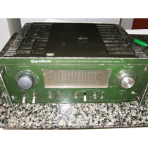 Amplificador Potência Gradiente A1 Funciona Precisa Reparos