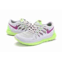 Zapatos Nike Free 5.0 Para Damas