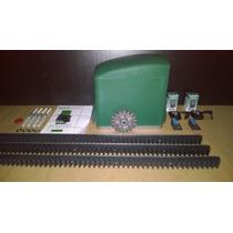 Automatizacion Porton Corredizo 800 Kilos Automatico Seg