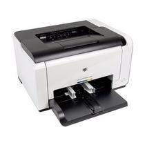 Impresora Laser Color Hp Cp1025nw Wifi - Sytech