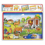 Reyes Juegos Puzzle Granja Gde.x 24 Pzas. Art.3 Duravit