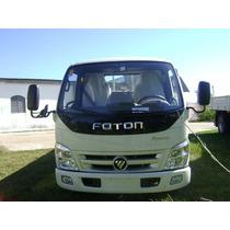 Foton 2.8 Cc 77hp D/rueda 2.6t.con Y Sin Aire Acondicionado