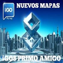Mapa Argentina 2017 P/ Igo8 Igo Primo En Stereos Y Gps Chino