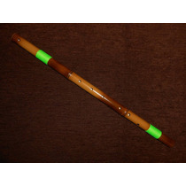 Flauta Transversal Bansuri Indiana C (dó) - Sopro Nativo
