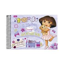 Caderno Dora Cartografia E Desenho Milimetrado 96 Folhas