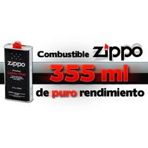 Gasolina Zippo 355 Ml (combustible Zippo Nafta Zippo)