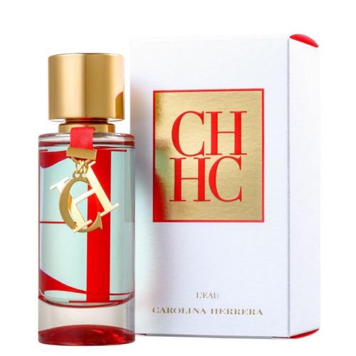 0ed5d66bbecbd Perfume Carolina Herrera Ch Leau Novo Edt Feminino 50ml - R  281,49 ...