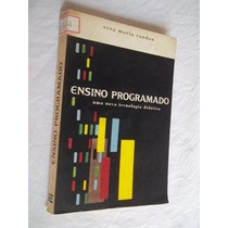 Livro - Vera Maria Candau - Ensino Programado - Pedagogia