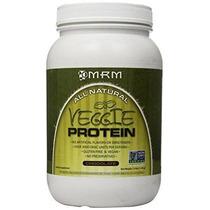 Mrm All Natural Veggie Proteína Del Chocolate 2,5 Libra