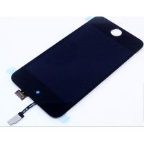 Lcd Con Pantalla Tactil Ipod Touch 4g Negro Vikingotek