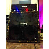 Stack Laney Lx120rh Cabeçote E Caixa 4x12 -black Friday