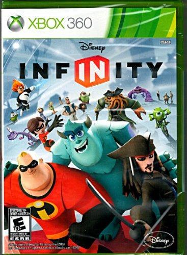 Juego De Recambio De Disney Infinity Xbox 360 61 699 En Mercado