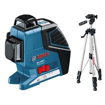 Nivel Laser Bosch Autonivelante 3 Lineas Gll 3-80 360 Grados