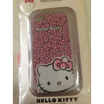 Caratula De Hello Kitty Para Iphone 5/5s Varios Modelos