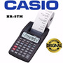 Calculadora Impresora Casio Hr-8tm 12 Digitos Portatil Pilas