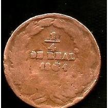 Octavo De Real 1861