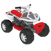 Quadriciclo Eletrico Infantil Super Quad Bandeirante 12v