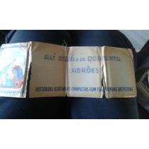Figurinhas Completa Alí Babá E Os 40 Ladrões No Envelope Lac