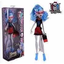 Boneca Monster High Scaris - Ghoulia Yelps Original Mattel