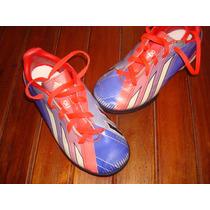 Botines Adidas F10 (niños) Papi Futboll