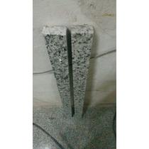 Socalos De Granito Gris Claro 80x5cm Cant 2