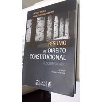 Resumo De Direito Constitucional Descomplicado - 3ª Edição