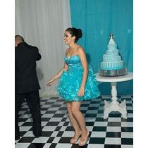 Vestido Festa De 15 Anos Feito Sob Medidas Granfino Atelier