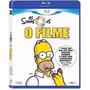 Os Simpsons O Filme Bluray Lacrado Original