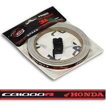 Adesivo Friso Fita De Roda Honda Cb1000r Speed Style