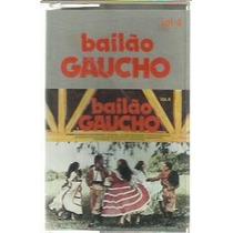 Fita Cassete Bailão Gaúcho Vol. 4